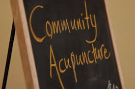 Community Acupuncture Now Available at A to Zen