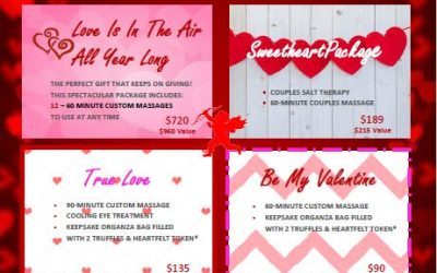 Valentine's Day Specials Preview