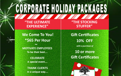 Corporate Holiday Specials